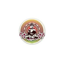 Buddha Mini Button