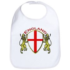 England Sheild Bib