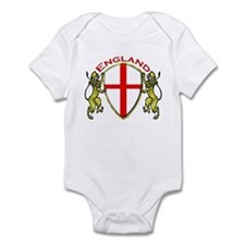 England Sheild Infant Bodysuit