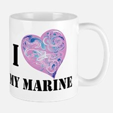military valentine Mug