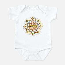 Autism Lotus Infant Bodysuit