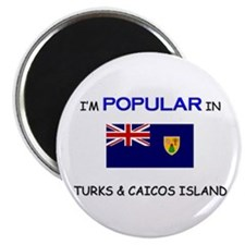 I'm Popular In TURKS & CAICOS ISLAND Magnet