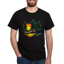 Midnight Sun Alaska T-Shirt
