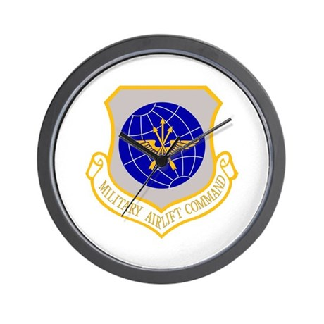 Airlift Command Wall Clock