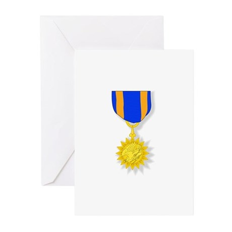 Air Medal Greeting Cards (Pk of 10)