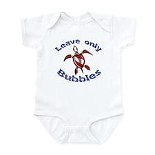 Leave only Bubbles Infant Bodysuit