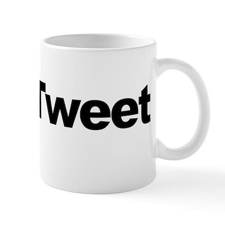 i tweet Mug