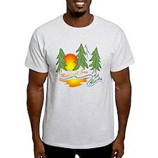 Tok, Alaska Light-colored T-Shirt