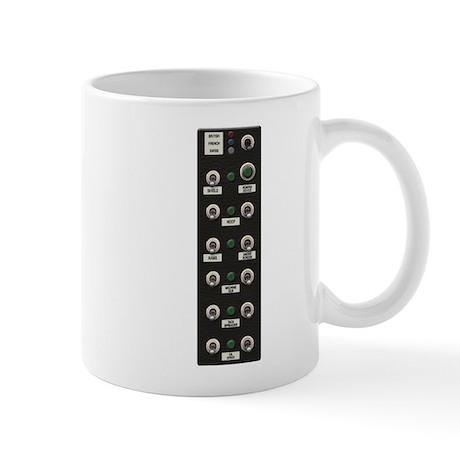 007 Controls Mug
