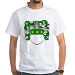 Van Koot Coat of Arms White T-Shirt