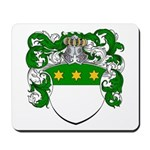 Van Koot Coat of Arms Mousepad