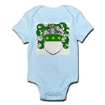 Van Koot Coat of Arms Infant Creeper