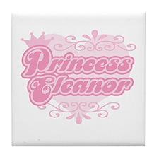 """""""Princess Eleanor"""" Tile Coaster"""