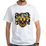 Van Laren Coat of Arms White T-Shirt