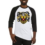 Van Laren Coat of Arms Baseball Jersey