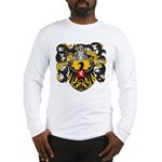 Van Laren Coat of Arms Long Sleeve T-Shirt