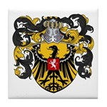 Van Laren Coat of Arms Tile Coaster