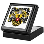 Van Laren Coat of Arms Keepsake Box