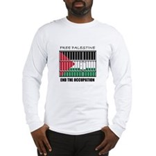 Free Palestine - Long Sleeve T-Shirt