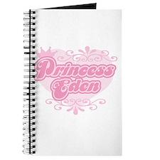 """""""Princess Eden"""" Journal"""