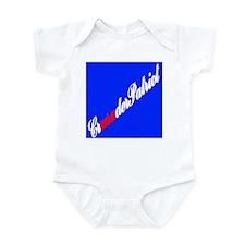 CrusaderPatriot Infant Bodysuit