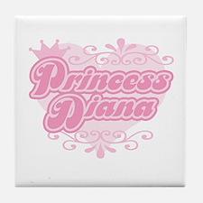 """""""Princess Diana"""" Tile Coaster"""