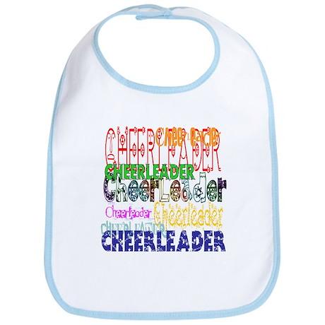 Multi Cheerleader Bib