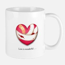 Love is Wonderful Mug