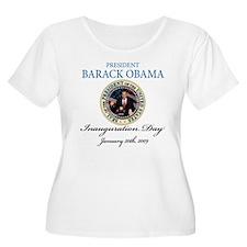 President Obama first black president T-Shirt