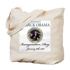 President Obama first black president Tote Bag