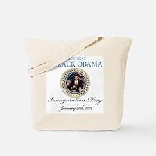 President Obama first black president Tote Bag