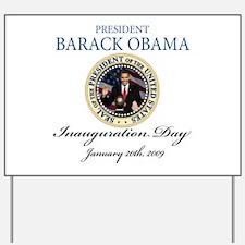 President Obama first black president Yard Sign