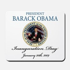President Obama first black president Mousepad