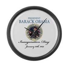 President Obama first black president Large Wall C