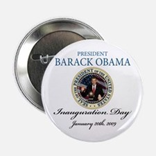 "President Obama first black president 2.25"" Button"