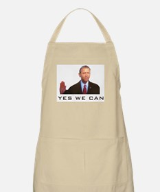 Obama Yes We Can BBQ Apron