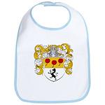Van Lingen Coat of Arms Bib