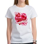 I Love Edward Cullen Women's T-Shirt
