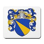 Van Loo Coat of Arms Mousepad