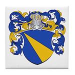 Van Loo Coat of Arms Tile Coaster