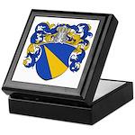 Van Loo Coat of Arms Keepsake Box