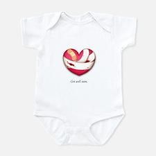 Get Well Soon Infant Bodysuit