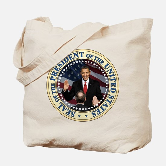 President Obama inauguration Tote Bag