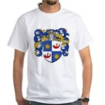 Van Loon Coat of Arms White T-Shirt