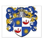 Van Loon Coat of Arms Small Poster