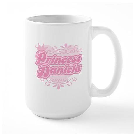 """""""Princess Daniela"""" Large Mug"""