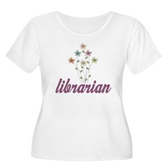Pretty Librarian T-Shirt