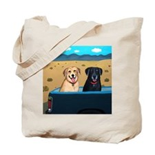 Traveling Labs Tote Bag