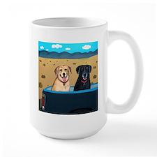Traveling Labs Mug