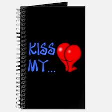 """Kiss My"" Journal"